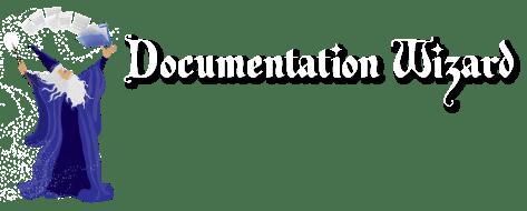 Welcome to Documentation Wizard
